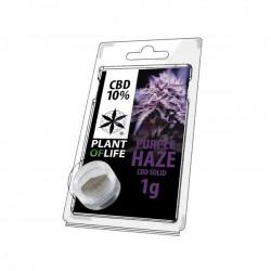 CBD SOLIDE 10% PURPLE HAZE 1g