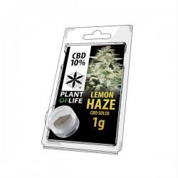 CBD SOLIDE 10% LEMON HAZE 1g