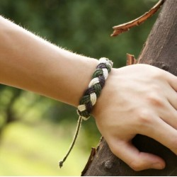 Bracelet en chanvre